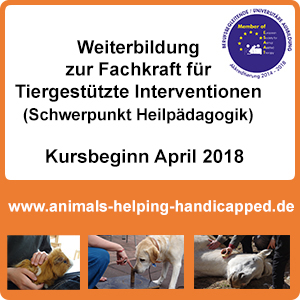 Animals Helping Handicapped